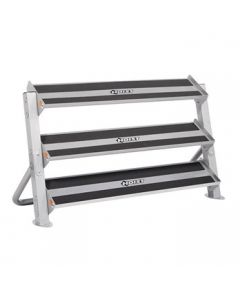 "Hoist - 3rd Tier Option only (Full Rack Shown with 3rd tier option) (60"") for HF-4461-60 Dumbbell Rack"