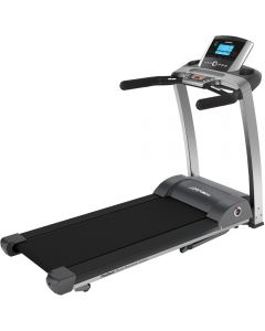 Life Fitness - F3 Treadmill (Folding) with GO Console