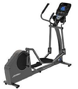 Life Fitness E1 Elliptical with Track Console