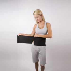 GoFit Neoprene Waist Trimmer Fits Up To 37
