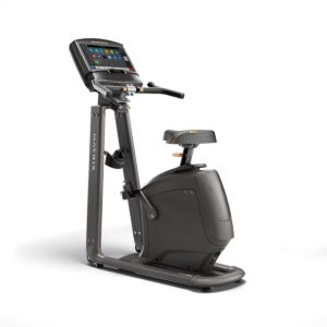 Matrix U50 Upright Bike w/XIR Console