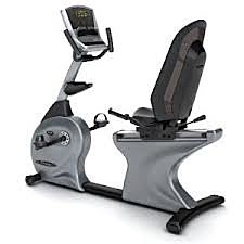 Vision R40 Recumbent Bike With Touch+ Console