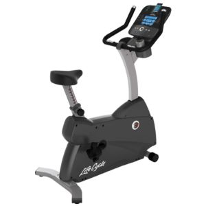 Life Fitness - C3 Upright Bike w/Track Console