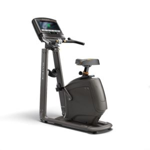 Matrix U30 Upright Bike w/XIR Console