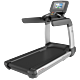 Life Fitness Platinum Club Series Treadmill with 10 inch Discover SI Tablet Console