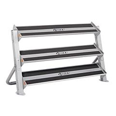 "Hoist - 3rd Tier Option only (Full Rack Shown with 3rd tier option) (60"") for HF-5461-60 Dumbbell Rack"