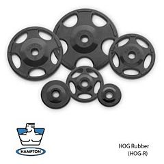 2.5 lb Rubber Coated Olympic Plate
