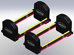 PowerBlock - Stage II Kit for U33 Dumbbells (pair)