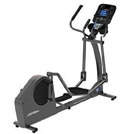 life fitness e1 elliptical with track console 2nd wind exercise. Black Bedroom Furniture Sets. Home Design Ideas
