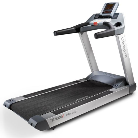 Lifespan TR7000i Commercial Treadmill 2nd Wind Exercise