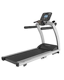 Life Fitness - T5 Treadmill with Go Console
