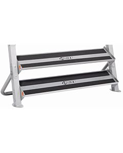 "Hoist - 2 Tier 60"" Tray Dumbbell Rack"