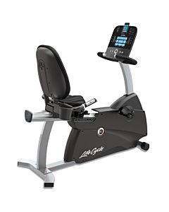 Life Fitness - R3 Recumbent Bike w/Track Console