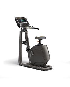 Matrix U50 Upright Bike w/XER Console
