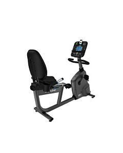 Life Fitness RS3 Lifecycle with Track console