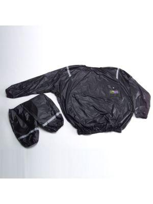 GoFit Vinyl Sweat Suit XL-LG