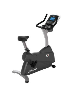 Life Fitness - C3 Upright Bike w/Go Console