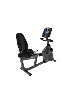Life Fitness RS1 Lifecycle with Track console