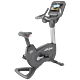 Life Fitness Platinum Club Series Upright Cycle with 16 inch Discover SE3 Tablet Console