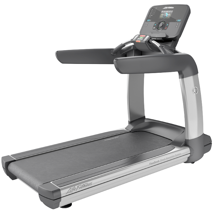 Life Fitness Platinum Club Series Treadmill with Explore Console