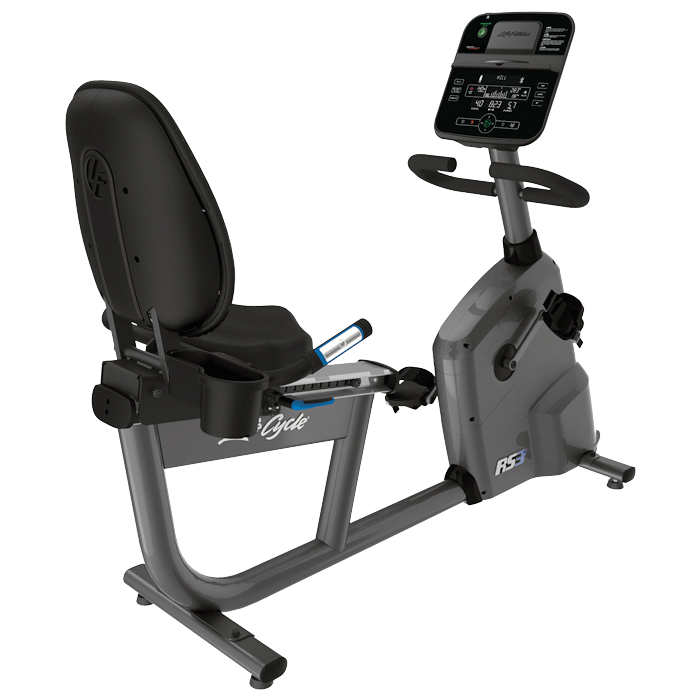 Life Fitness RS3 Recumbent Lifecycle