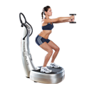 picture of power plate helping you to lose weight