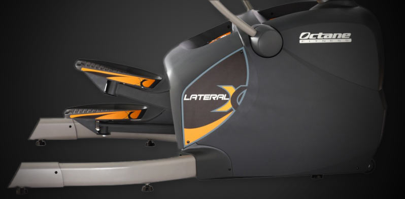 The LateralX an Innovative New Product from Octane Fitness