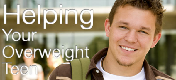 Helping Your Overweight Teenager