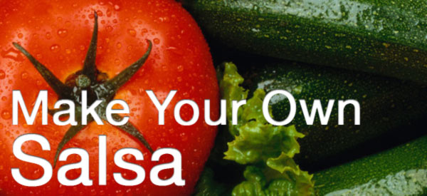 Vegetables to Make Your Own Salsa