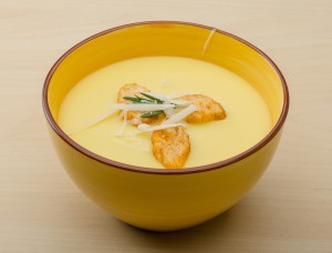healthy beer cheese soup