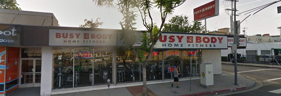 Busy Body - Sherman Oaks Fitness Equipment Store