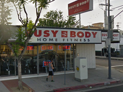 Busy Body Sherman Oaks Fitness Equipment Store