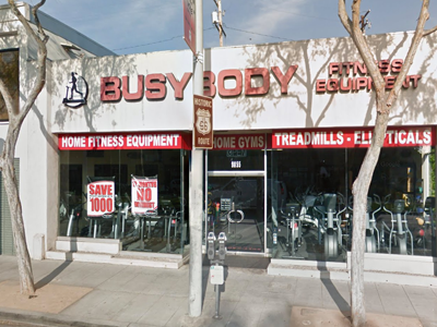 Busy Body West Hollywood Equipment Store