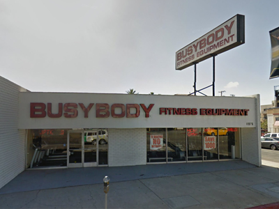 Busy Body West Los Angeles Fitness Equipment Store