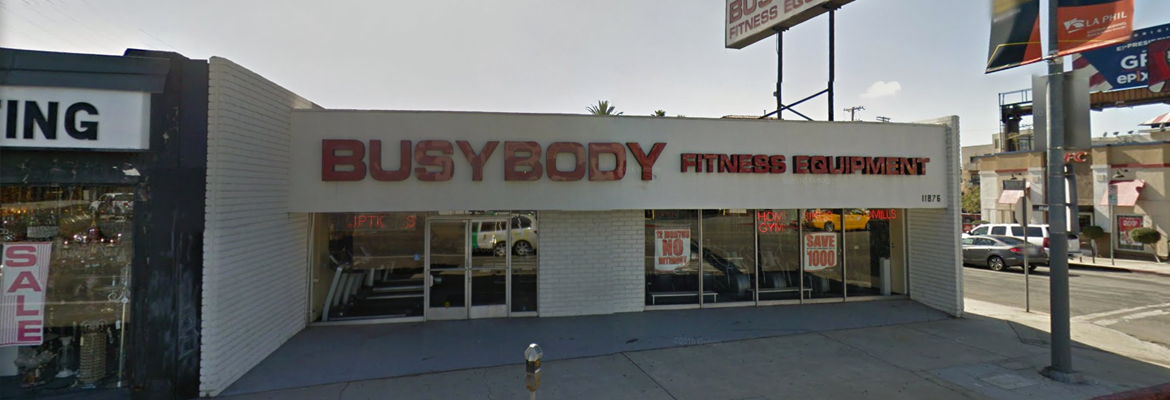 Busy Body - West Los Angeles Fitness Equipment Store